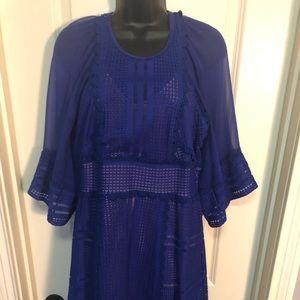 Tracy Reese GORGEOUS dress Sz Medium